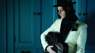 Jack White taking a break from the road, only after 5 more acoustic shows