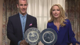 James Van Der Beek And Anna Camp Lampooned Indiana's Controversial Law
