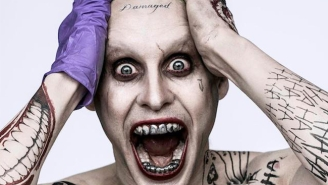 Jared Leto Is Reportedly Shooting New Scenes As The Joker For Zack Snyder's 'Justice League'