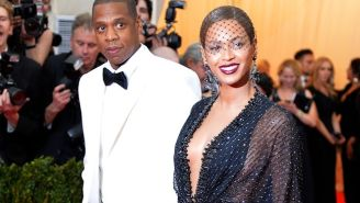 The Names Of Jay-Z And Beyonce's Twins Has Apparently Been Revealed