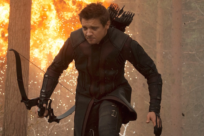 Jeremy Renner Avengers Age of Ultron