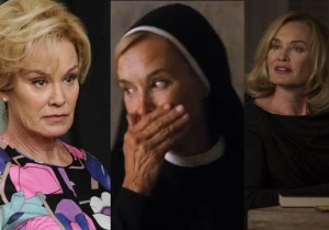 Happy Birthday to Murderously Talented American Horror Star, Jessica Lange