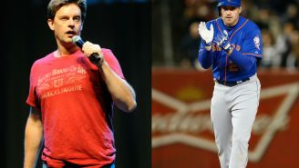 How Comedian Jim Breuer Became The Unofficial Spokesman For Mets Fans