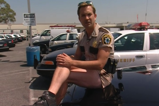 Watch The Original 'Reno 911!' Pilot That Was Shot For Fox