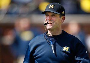Jim Harbaugh Will Show His Football Team 'American Sniper' Because He's Proud To Be An American