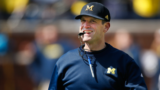 Jim Harbaugh Was So Into His Wife When He First Met Her, He Immediately Called Her Nine Times