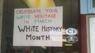 A New Jersey Deli Owner Who Celebrated 'White History Month' Would Like Some Free Money