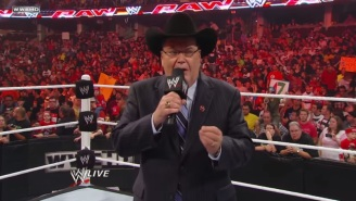 Jim Ross Isn't Dead, Despite What You Might Have Heard