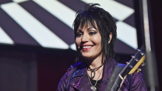 Joan Jett Wants More Women In The Rock And Roll Hall Of Fame