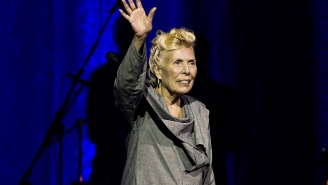 Report: Joni Mitchell is 'unresponsive' and in a coma
