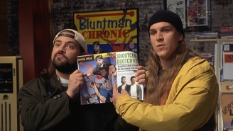 How Jason Mewes Stunned Everyone On Set With His Preparation For 'Dogma'
