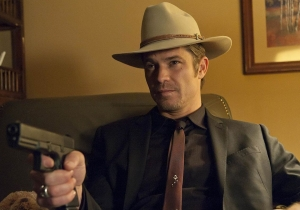 Goodbye to 'Justified,' a sharp-tongued, quick-drawing pleasure to the end