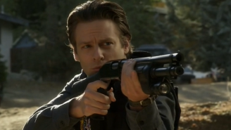'Pop The Trunk': 'Justified' Creator Graham Yost Discusses A Crazy Shootout That Got Cut From The Show