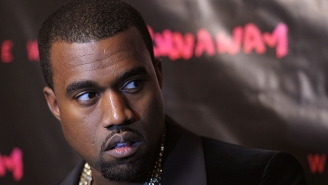 Kanye West Says He's Not Illuminati, Which Is Exactly What The Illuminati Would Say