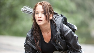 The People Behind 'The Hunger Games' Are Turning Homer's 'Odyssey' Into A Movie