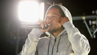 Kendrick Lamar Was Awarded A Pulitzer Prize In Music For His Album 'DAMN'