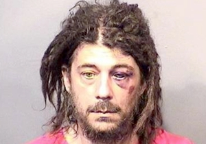 This Florida Man Allegedly Had Sex With A Tree Before Stabbing A Cop With His Own Badge