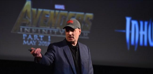 kevin-feige Marvel Studios Fan Event
