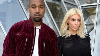 Kanye West Showered Kim Kardashian In 'A Couple Thousand Roses' For Mother's Day