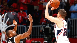 Nets Coach Lionel Hollins On Kyle Korver: 'It's Not Like He's [Steph] Curry'