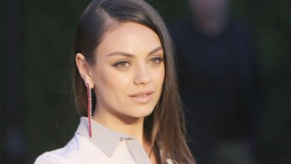 Mila Kunis Goes Makeup-Free For 'Glamour' Because She Doesn't Care What You Think