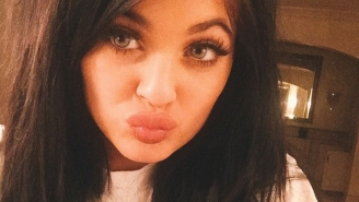 The Kylie Jenner Challenge Is The Newest Stupid Teen Internet Trend