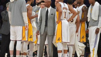 With Loss To Dallas, Lakers Move One Step Closer To Retaining Their Top Five Pick