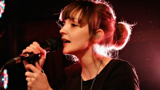 Chvrches' Lauren Mayberry Told Her Sexist Trolls To 'Bring It On, Motherf*ck*rs'