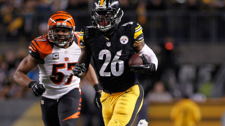 Steelers' Le'Veon Bell Suspended 3 Games For His Weed DUI