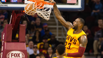 LeBron James Says He'd Vote For LeBron James As MVP