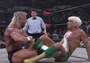 The Best And Worst Of WCW Monday Nitro 4/1/96: Booty Shoes