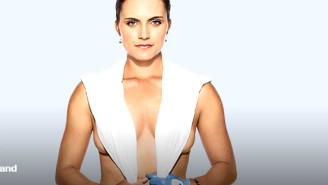 Golf Digest Continues To Push The Envelope With This Topless Cover of Lexi Thompson