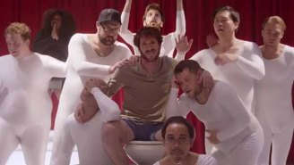 Lil Dicky's 'Classic Male Pregame' Video Shows Exactly How Lame A 'Bros Night Out' Can Be