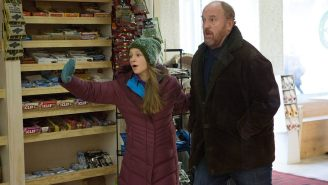 Review: 'Louie' – 'A La Carte': Stop. Pooping.