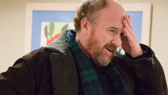 Season premiere review: 'Louie' – 'Pot Luck': Fri-fri-chicky-chick