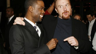 The Many Experiences Behind Louis C.K. And Chris Rock's Longtime Friendship