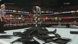 WWE Extreme Rules 2015 Results