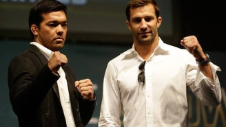 UFC On Fox 15 Predictions: Can Luke Rockhold Beat Lyoto Machida?