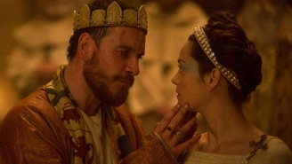 Get hype for Michael Fassbender as Macbeth with these new photos
