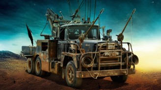 Get A Closer Look At The Badass, Real Vehicles Featured In 'Mad Max: Fury Road'