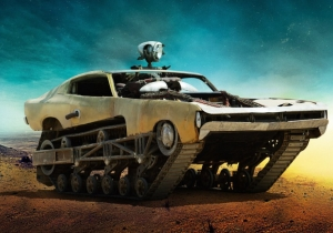 Watch The Peacemaker From 'Mad Max: Fury Road' Prove Just How Real Those Stunts Are