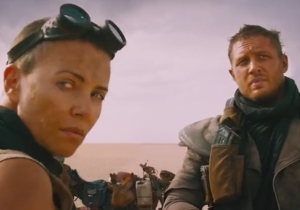 Remember The Road Warrior In The New Legacy Trailer For 'Mad Max: Fury Road'
