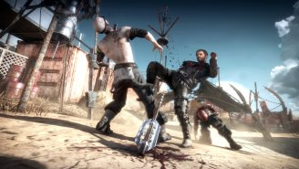 The 'Mad Max' Gameplay Trailer Is Post-Apocalyptic Glee