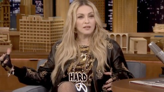 Madonna Says She Made Out With Ad-Rock From The Beastie Boys On Tour Years Ago