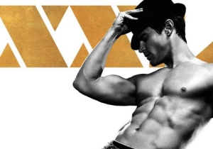 Matt Bomer's 'Magic Mike XXL' poster beats Channing Tatum's