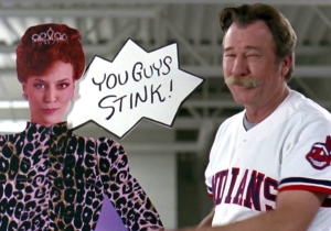 Let's Celebrate The Best Lines From 'Major League' On Its 26th Anniversary