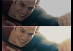 Some Hero Just Color Corrected 'Man Of Steel' And The 'Batman V Superman' Teaser