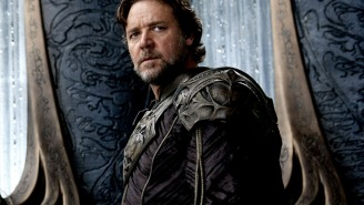 Russell Crowe Wants To Star In A Prequel To 'Man Of Steel'