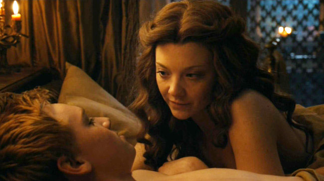 Tommen On 'Cheeky' Sex Scene With Natalie Dormer