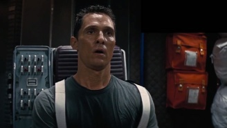 Watch Matthew McConaughey Freak Out Over The New 'Star Wars' Trailer